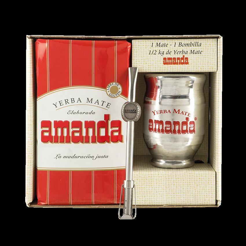 Kit Aluminio AMANDA