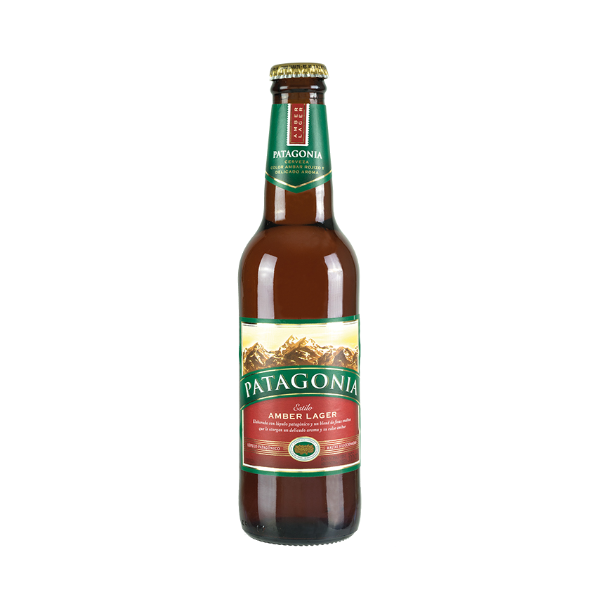 Cerveza PATAGONIA Amber Lager