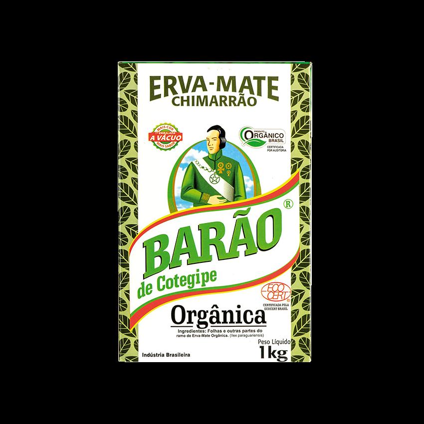 Erva Mate BARÃO Organica