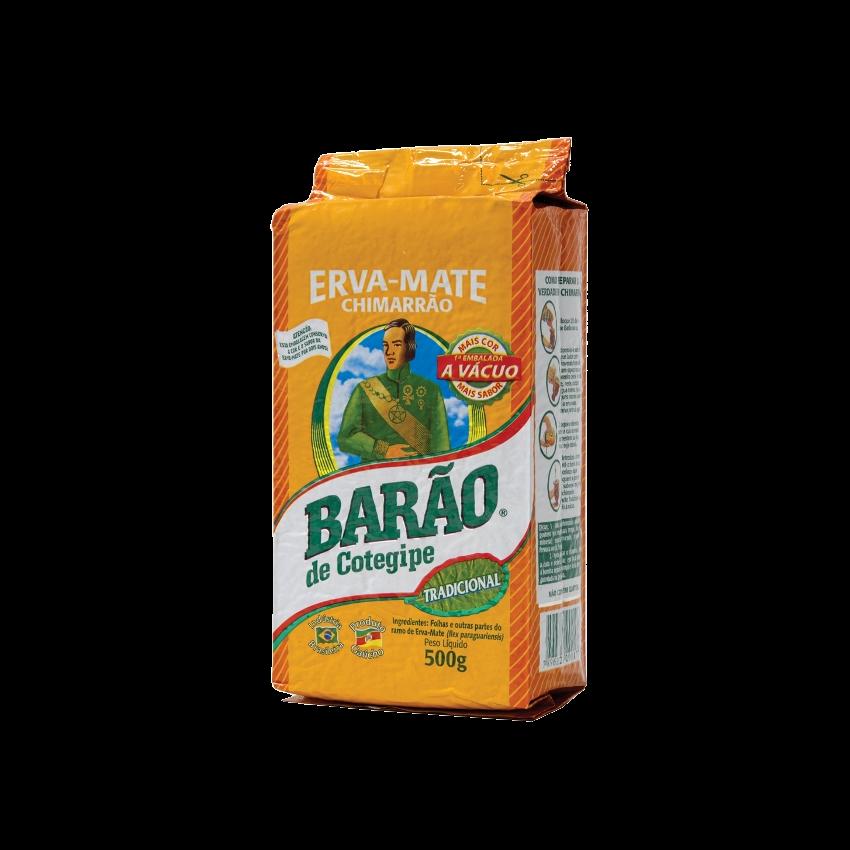 Erva-Mate BARÃO Tradicional