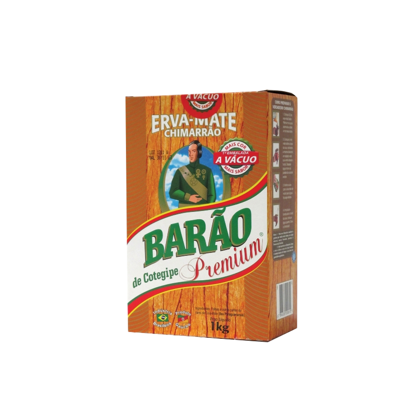 Erva-Mate Premium BARÃO