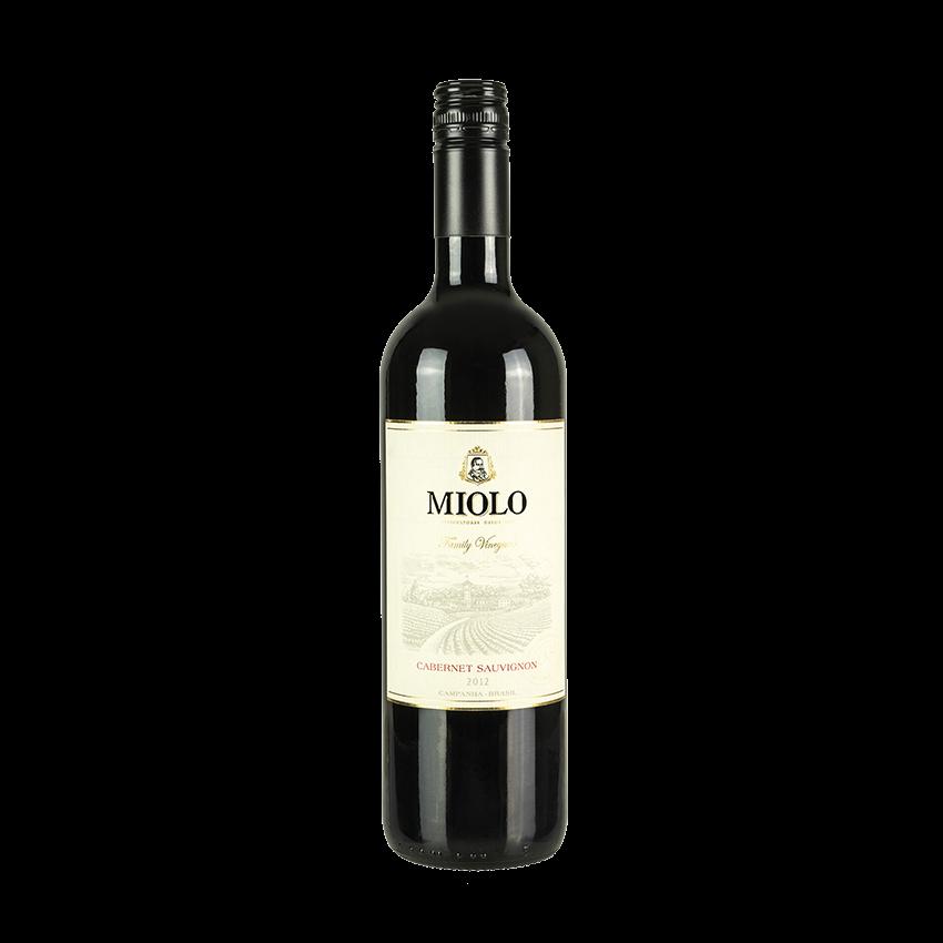 Cabernet Sauvignon MIOLO Family Vineyards 13% vol.