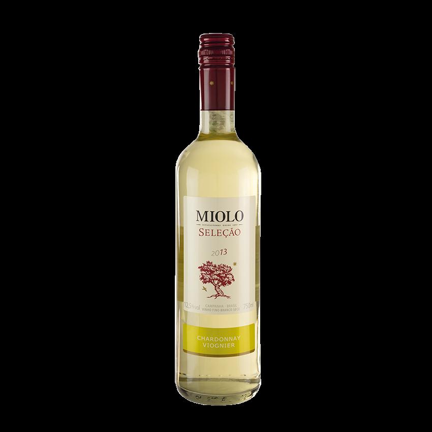 Chardonnay/Viognier, MIOLO-Seleção, 12% vol.
