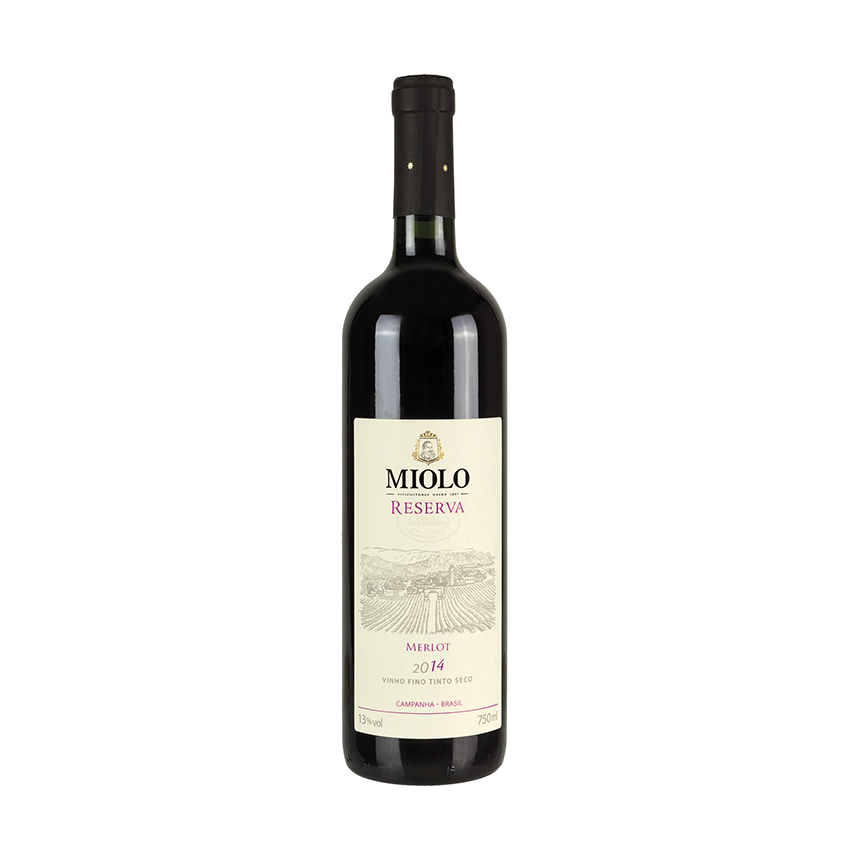 Merlot MIOLO Family Vineyards, 13,5% vol.
