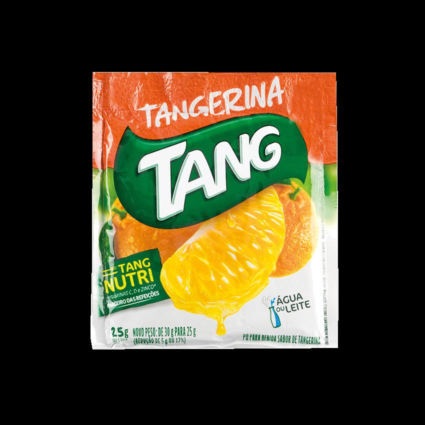 Refresco em Pó Sabor Tangerine TANG