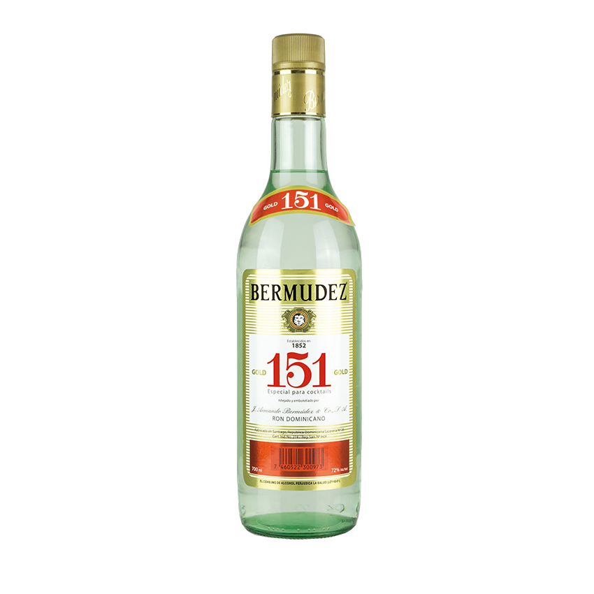 Ron BERMUDEZ 151