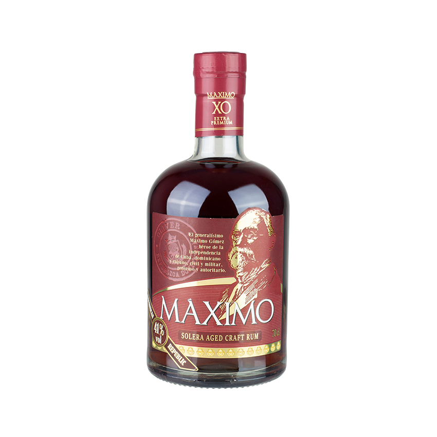 Ron MAXIMO XO Extra Premium 41% vol, 700ml