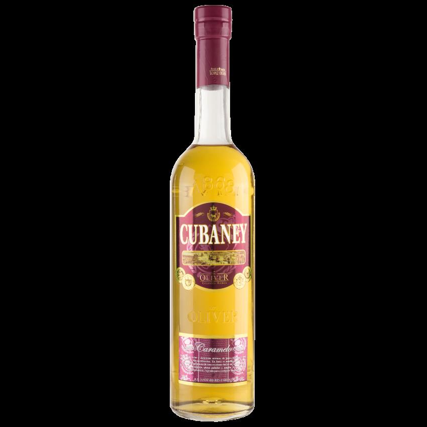 CUBANEY Elixir de Ron Caramelo
