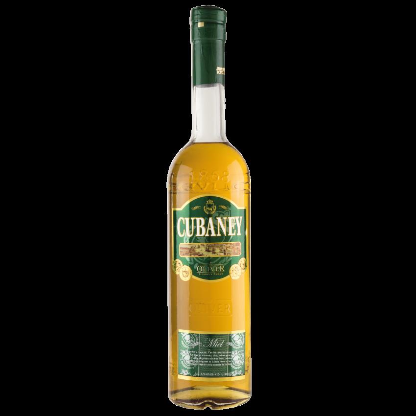 CUBANEY Elixir de Ron Miel