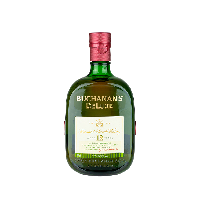 BUCHANAN´S DeLuxe Blended Scotch Whisky 1 Liter