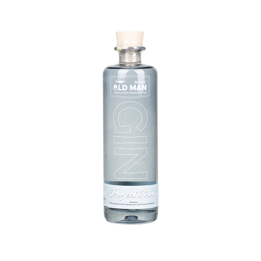 OLD MAN SPIRITS Gin Project Four, 42% vol.
