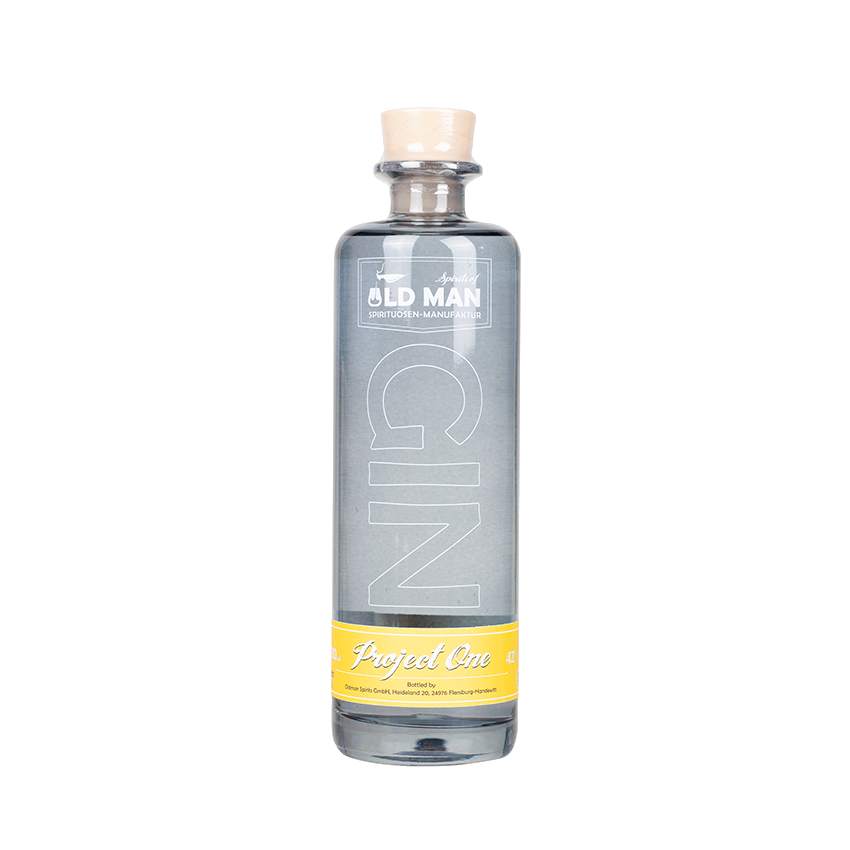 OLD MAN SPIRITS Gin Project One, 42% vol.