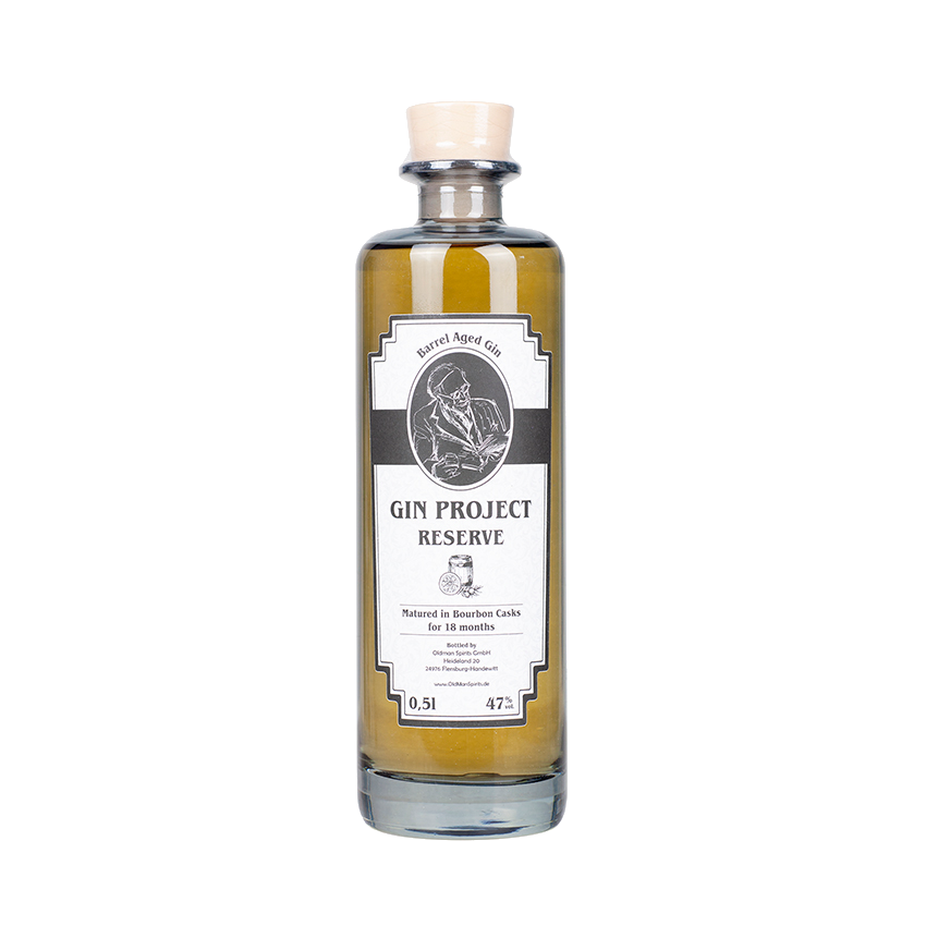 OLD MAN SPIRITS Gin Project Reserve, 47% vol.