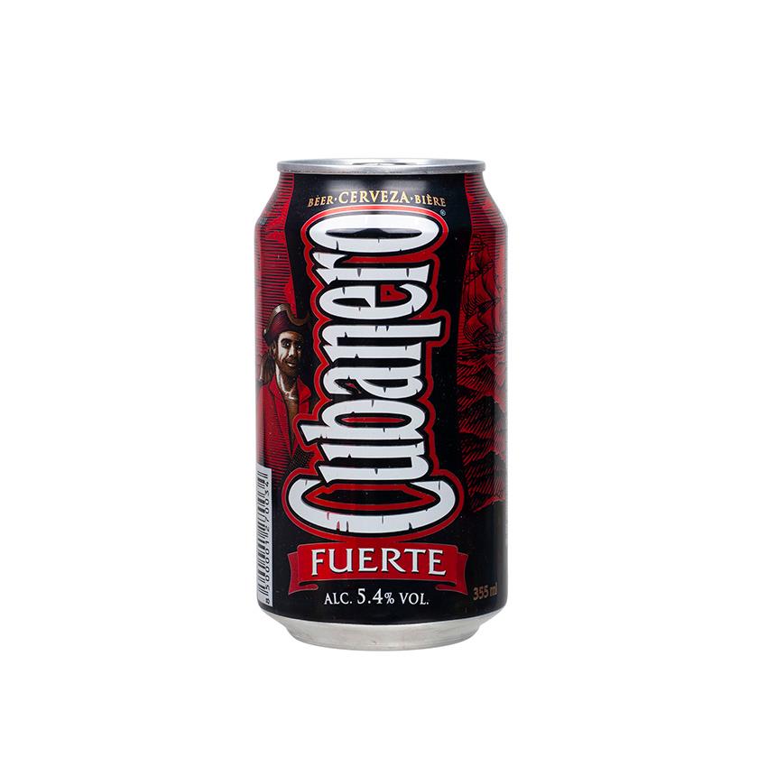 CUBANERO - Kubanisches Bier - Cerveza Cubana Dose