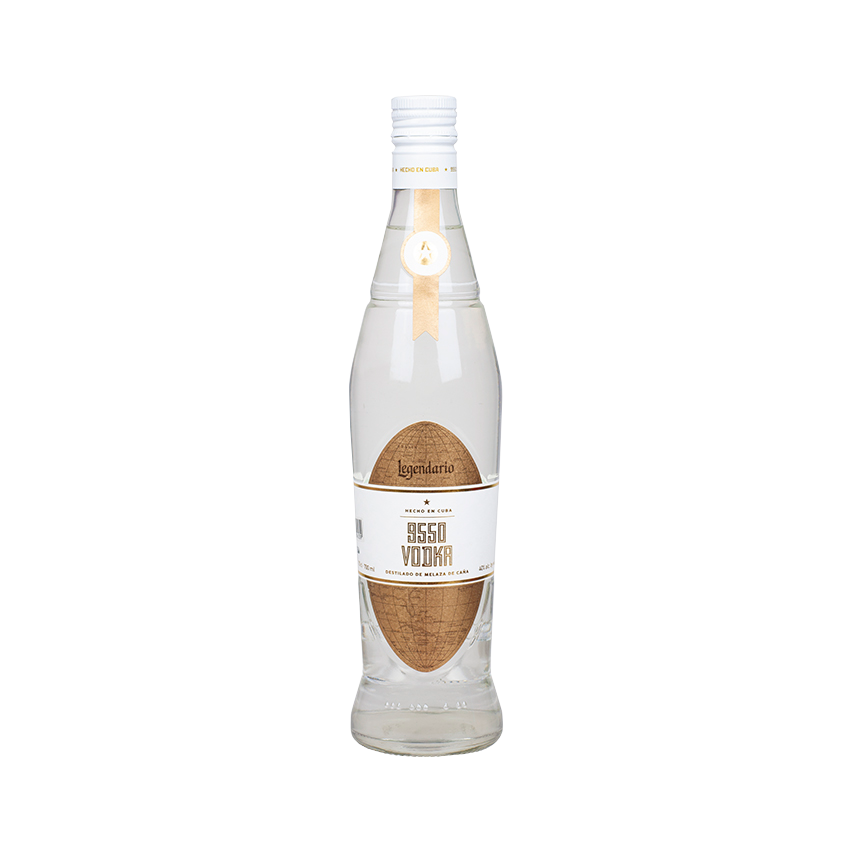 LEGENDARIO 9550 Vodka, 700ml, 40% vol.