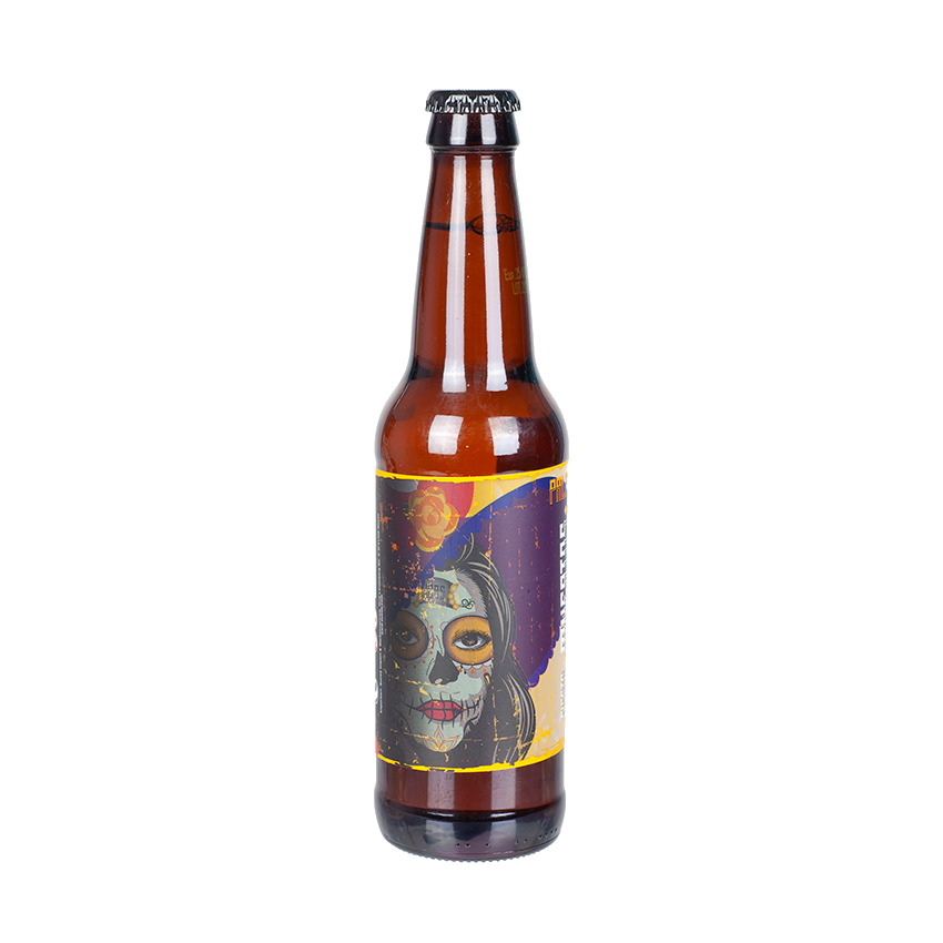 FIESTA DE LOS MUERTOS Pale Ale, 355ml, 5% vol.