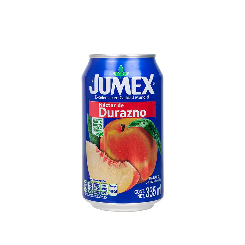 JUMEX Pfirsichnektar Néctar de Durazno, 335ml