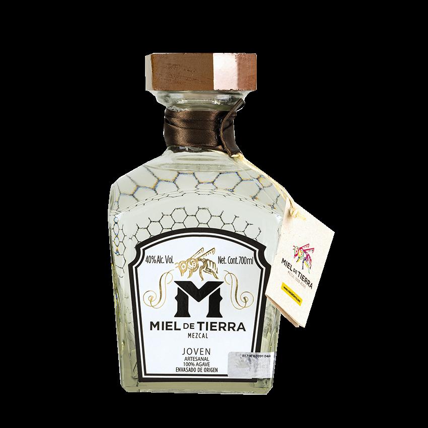 Mezcal MIEL DE TIERRA Joven