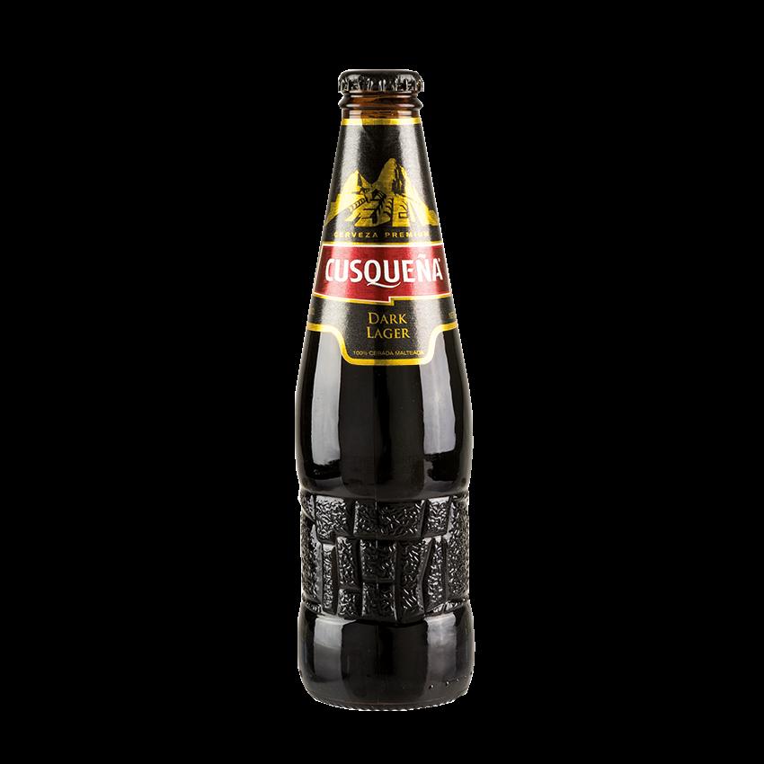 Cerveza Premium CUSQUEÑA Dark Lager