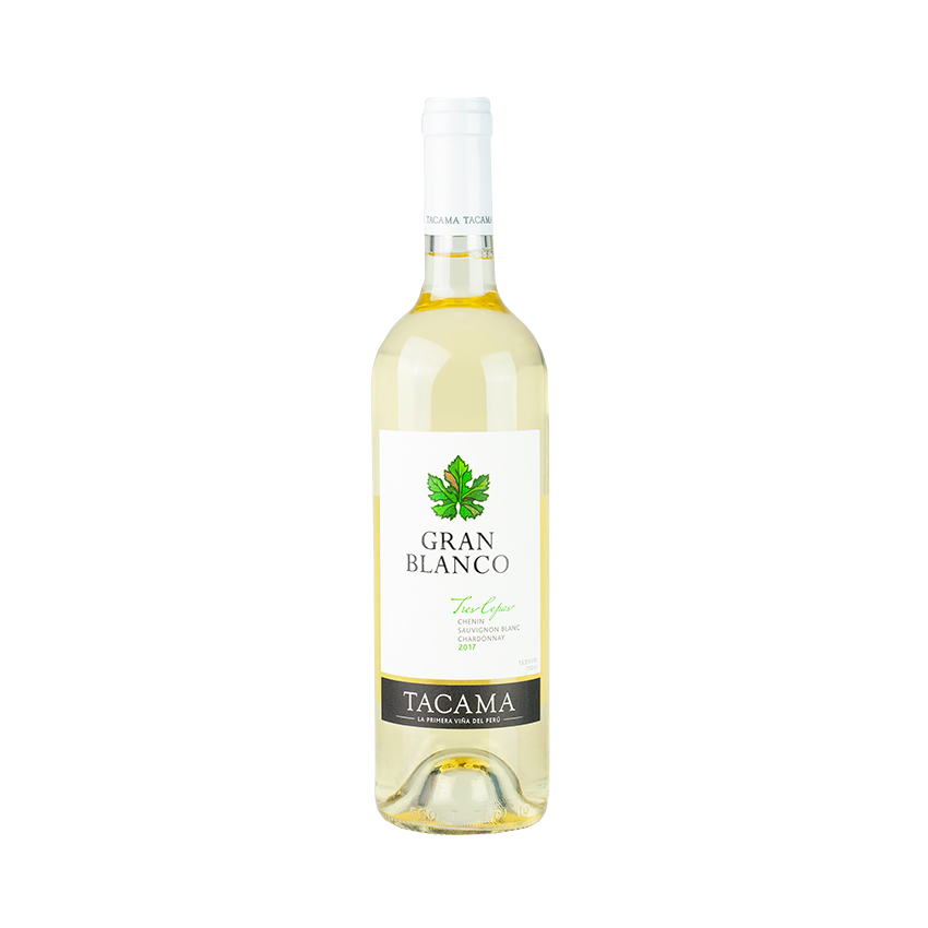 Vino Gran Blanco TACAMA, 13,5% vol., 750ml