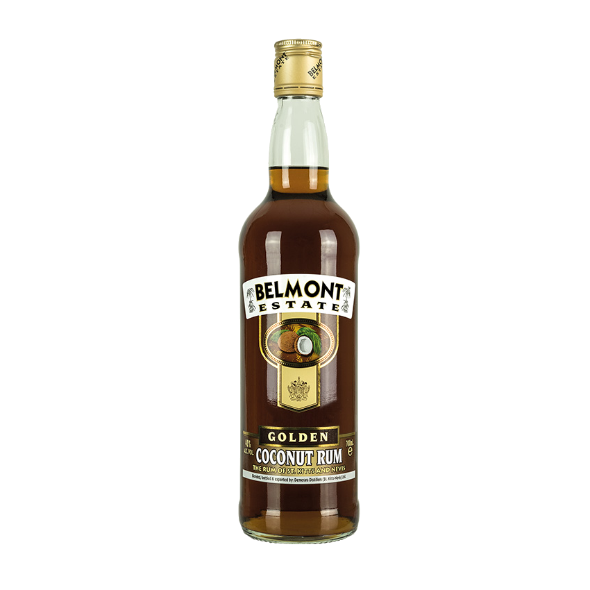 BELMONT ESTATE Golden Coconut Rum 700 ml