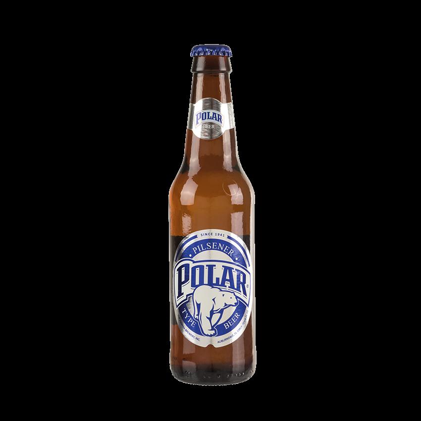 Cerveza POLAR Pilsener