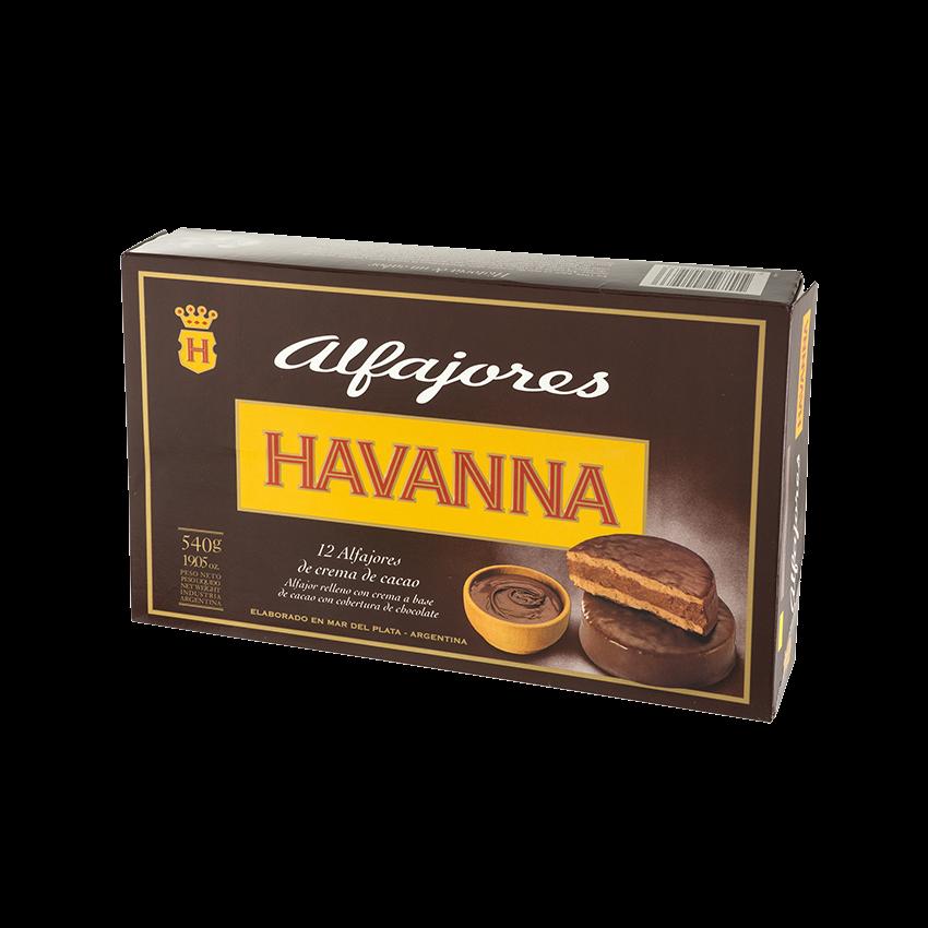 Alfajores HAVANNA Cacao (12er-Pack)
