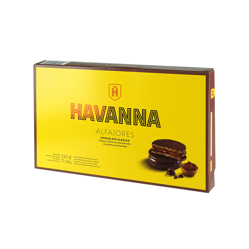 Alfajores HAVANNA Chocolate 6er Pack