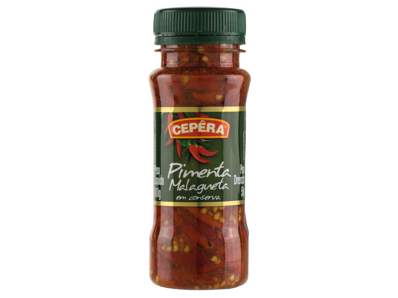 Pimenta Malagueta Vermelha CEPÊRA