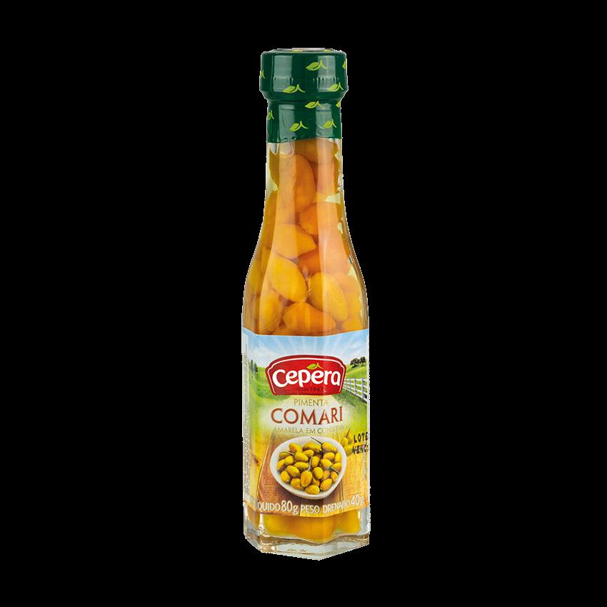 Pimenta Comari Amarela CEPÊRA