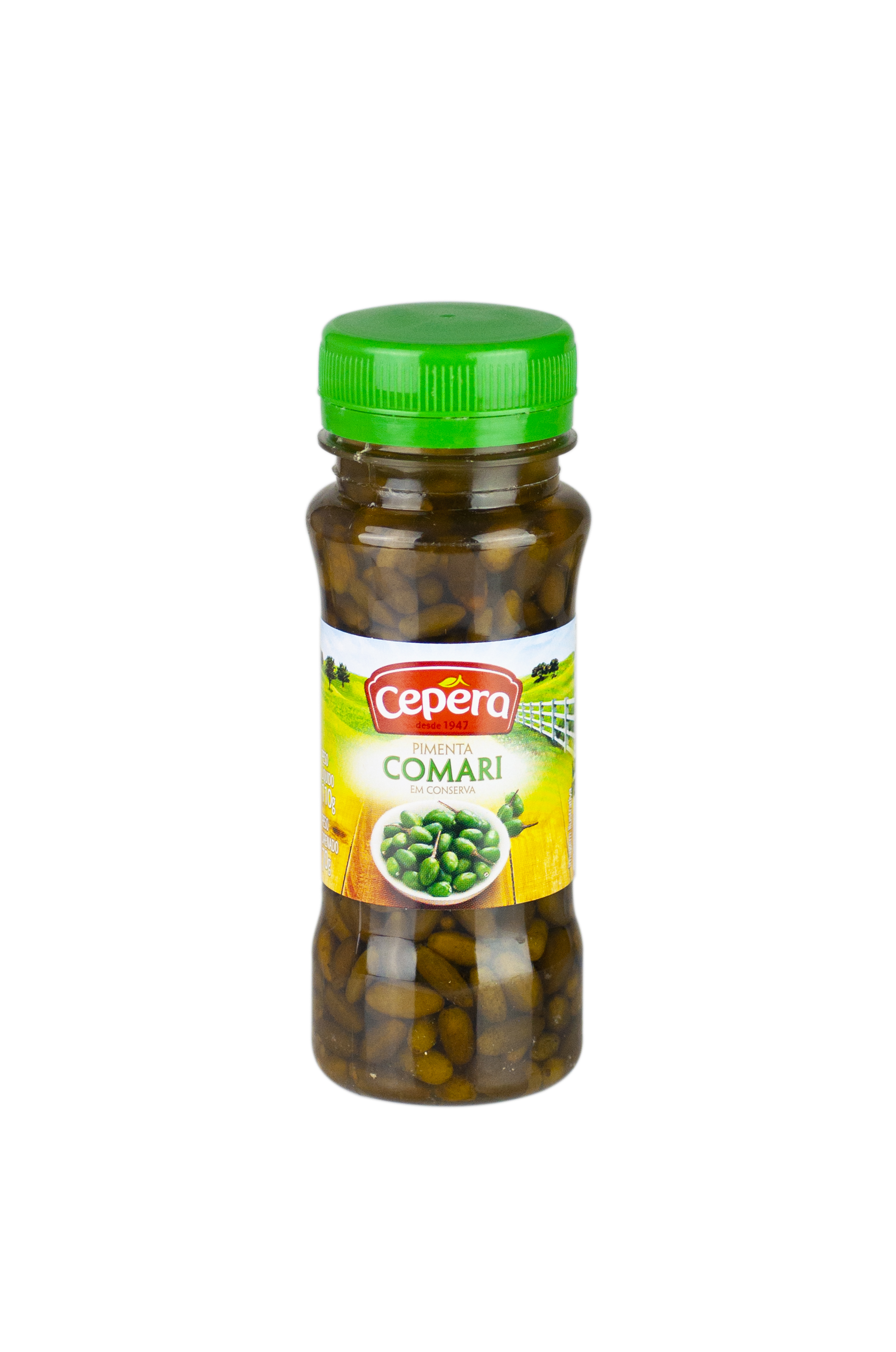 Pimenta Comari Verde Cepera Brasilien