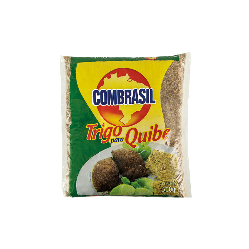 Trigo para Kibe COMBRASIL