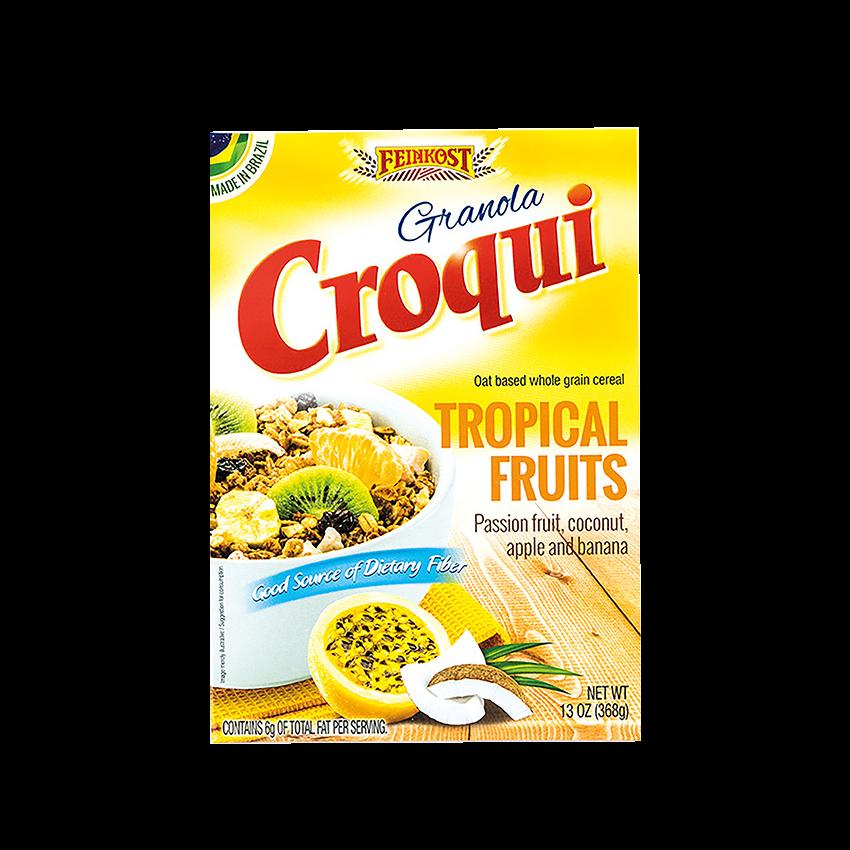 Granola CROQUI Frutas Tropicais
