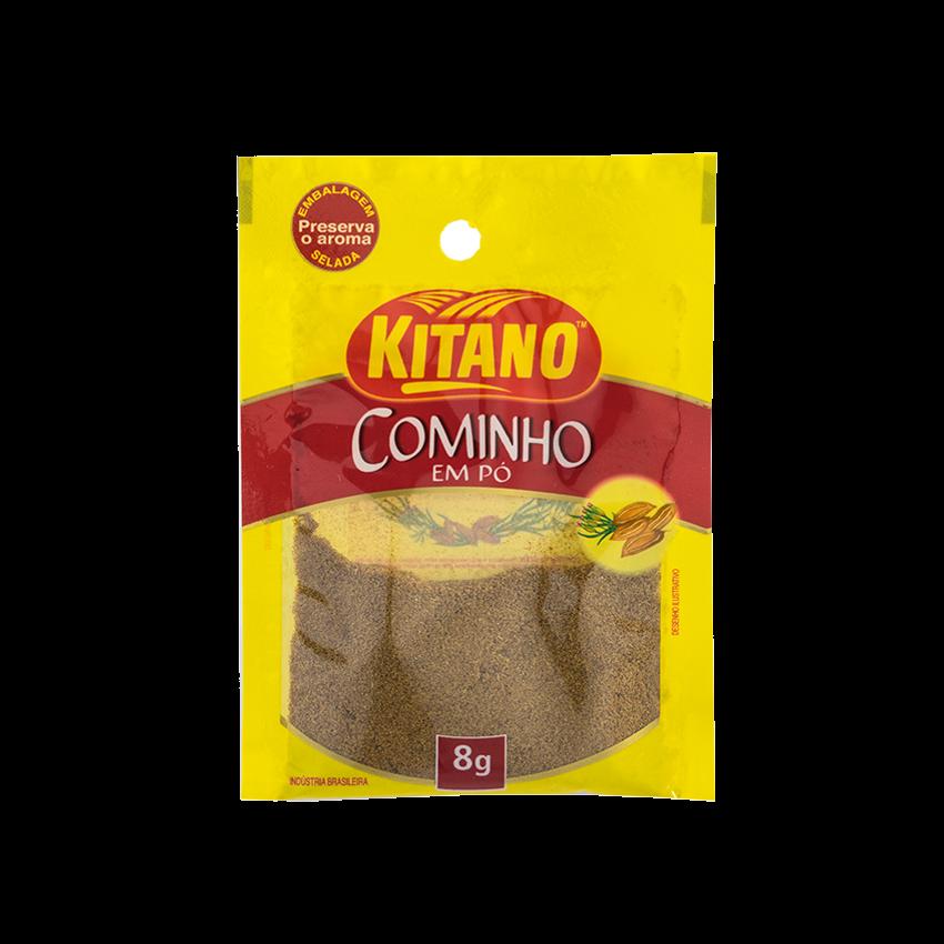 Cominho em Pó KITANO