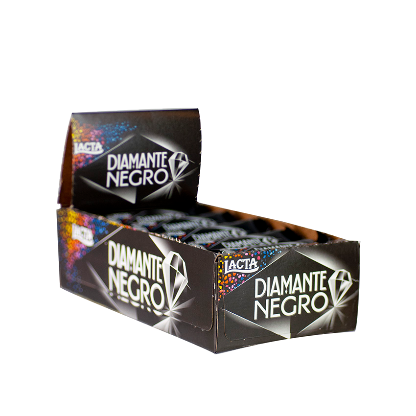 Chocolate Diamante Negro LACTA Box