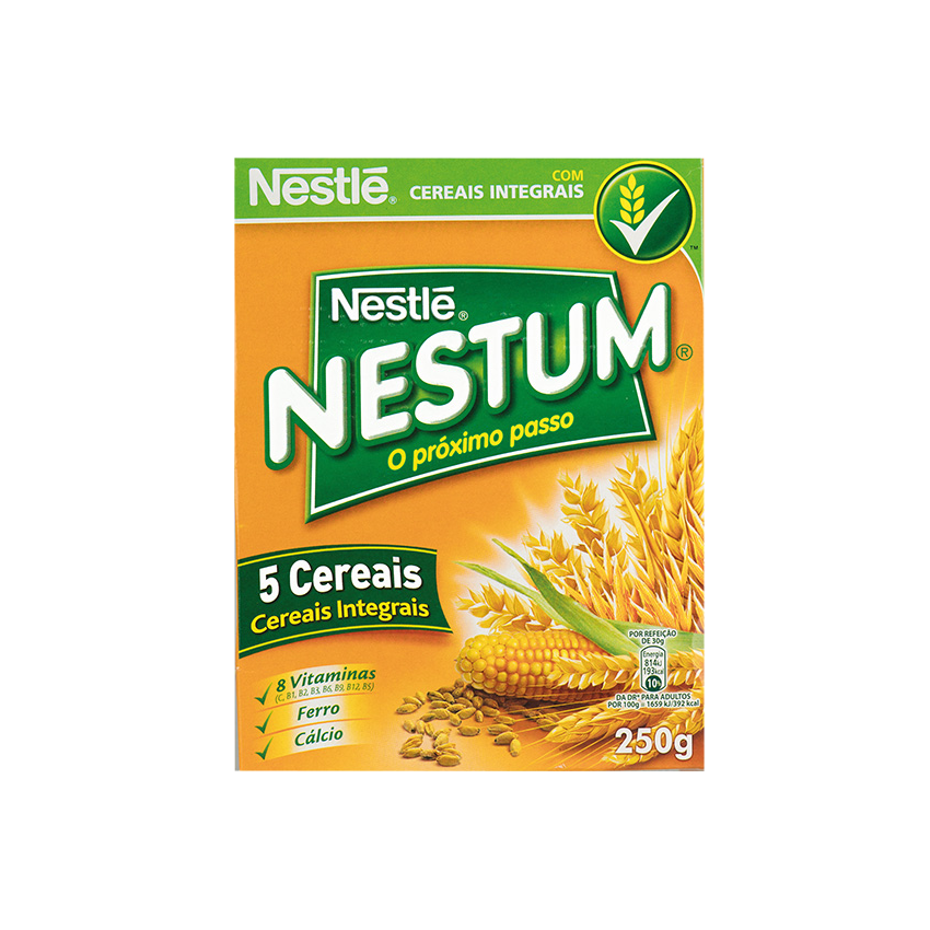 Flocos de Cereais NESTUM 5 Cereais NESTLÉ