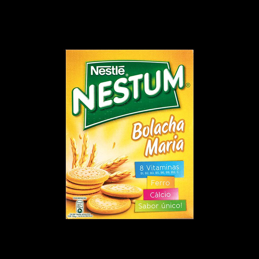 Flocos de Cereais NESTUM Bolacha Maria NESTLÉ