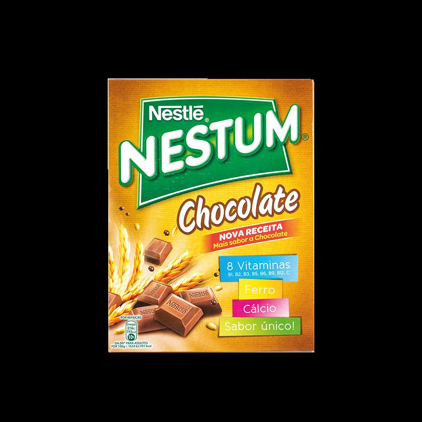 Flocos de Cereais NESTUM Chocolade NESTLÉ