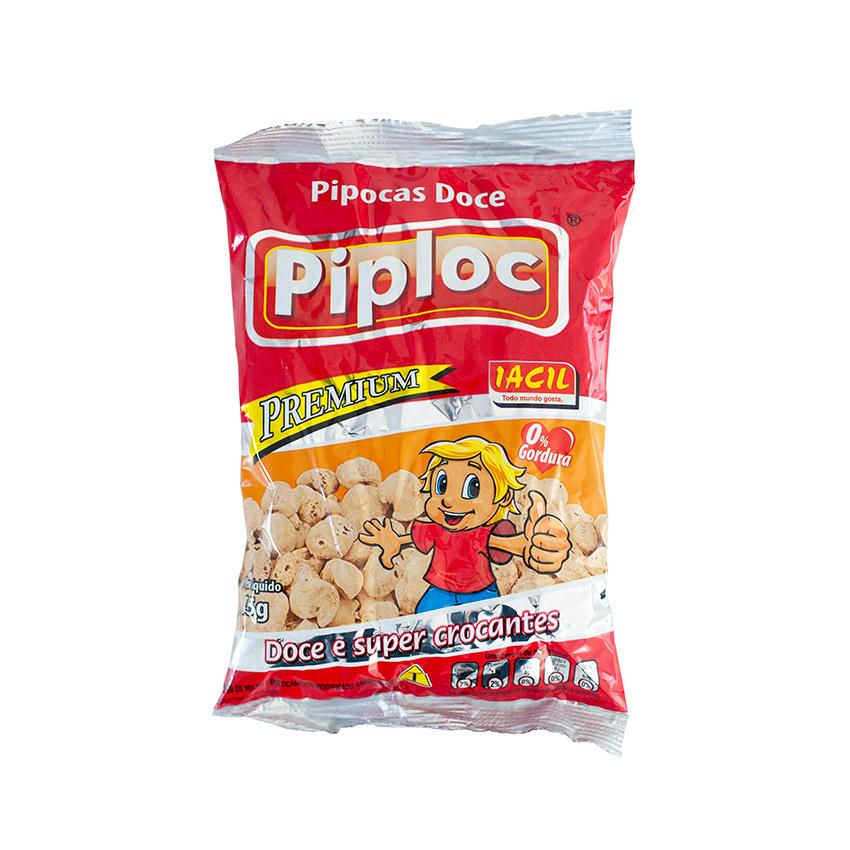 Pipoca Doce Piploc Premium Brasilien