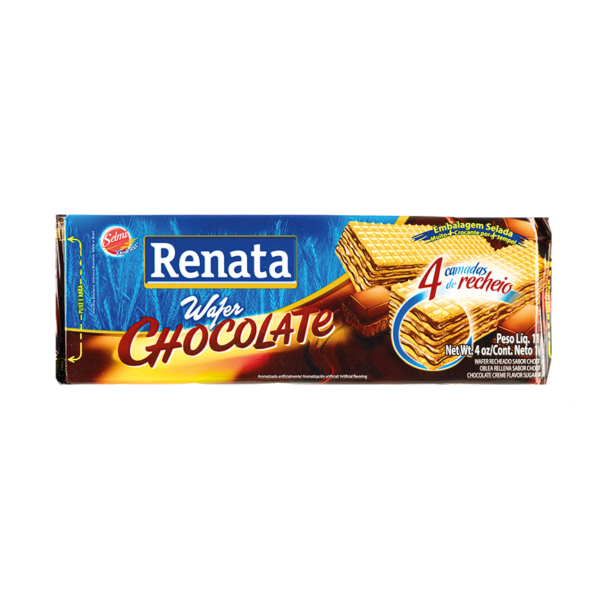 Wafer RENATA Chocolate