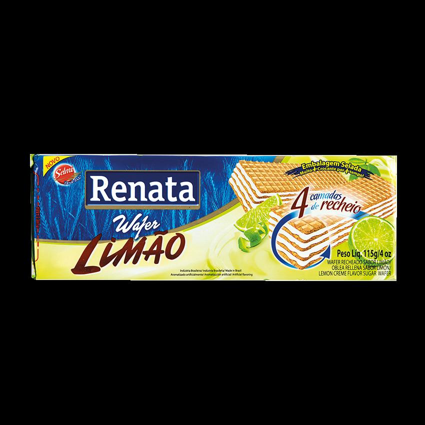 Wafer RENATA Limão