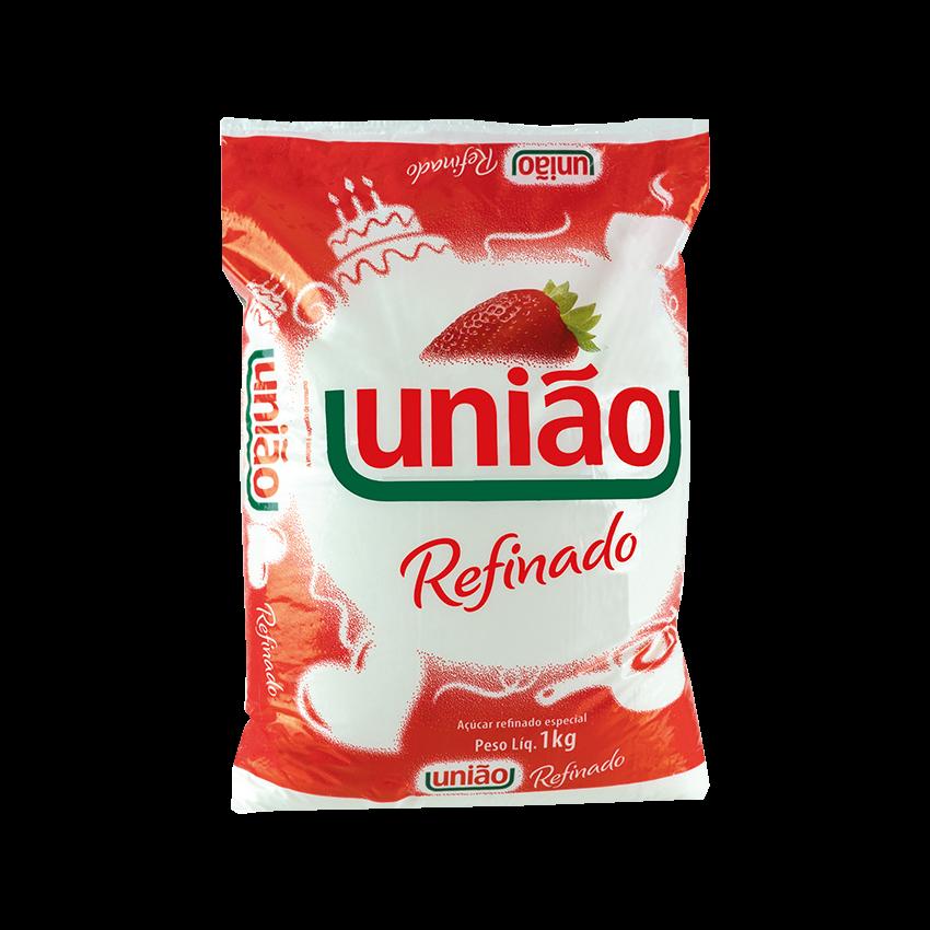Açúcar de Cana Refinado UNIÃO