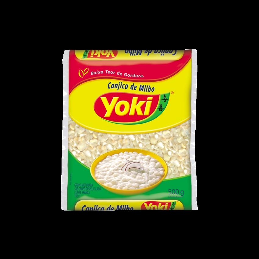 Canjica Branca YOKI