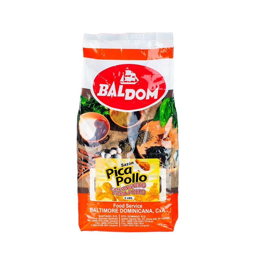 Sazon Pica Pollo Empanizado Para Pollo Baldom Dominikanische Republik