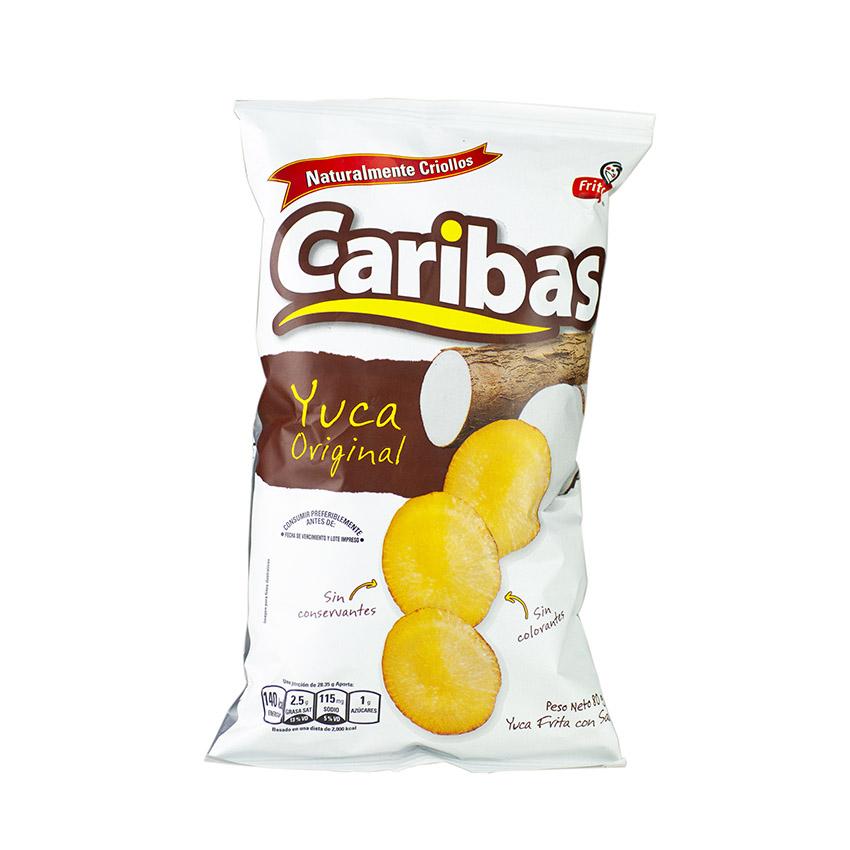 Yuca Frita Frito Lay Doninikanische Republik