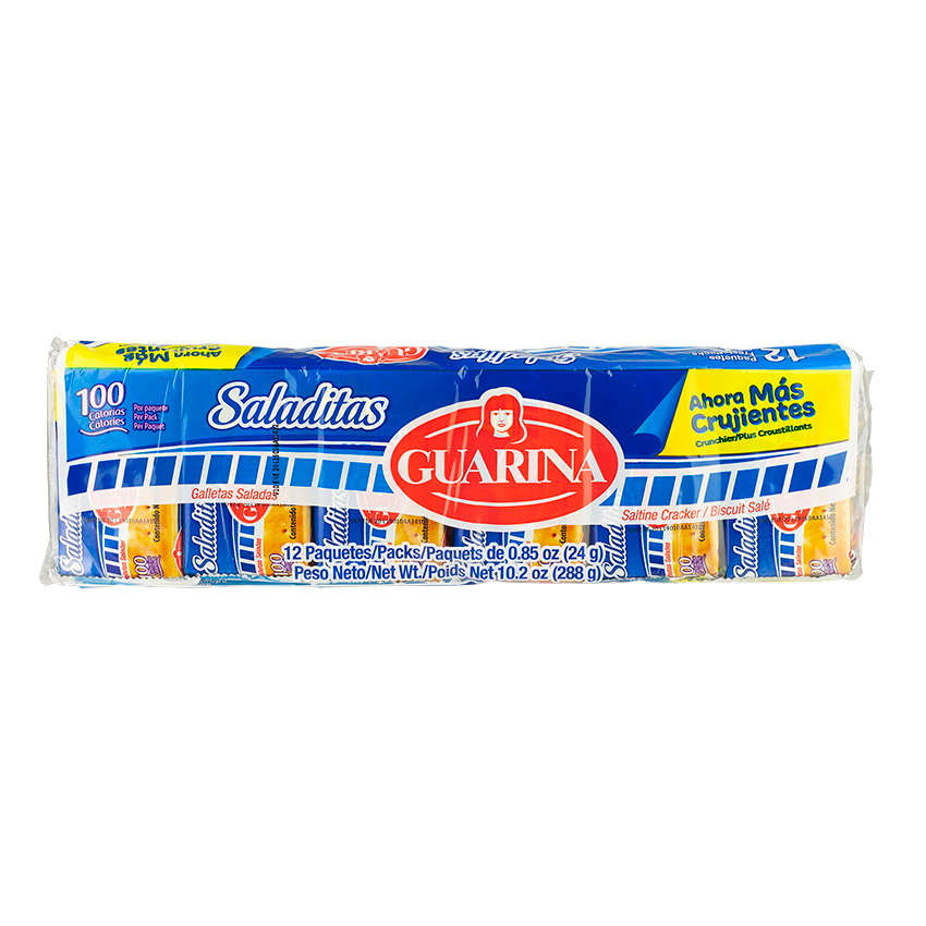 Galletas Saladas GUARINA 288g