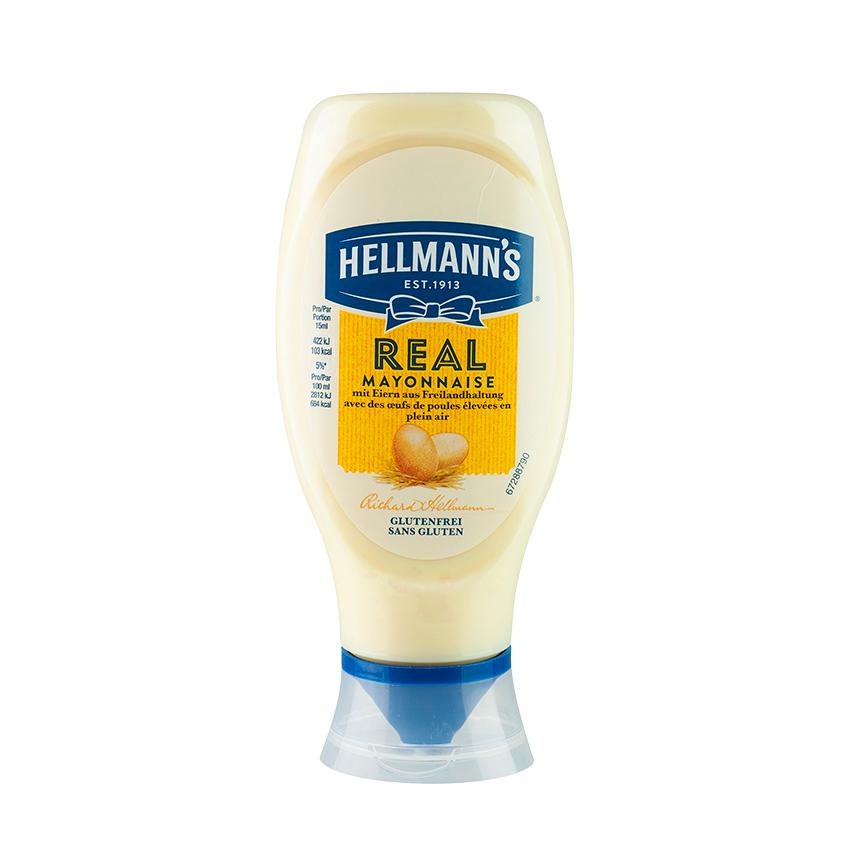 Mayonnaise HELLMANN´S 430ml