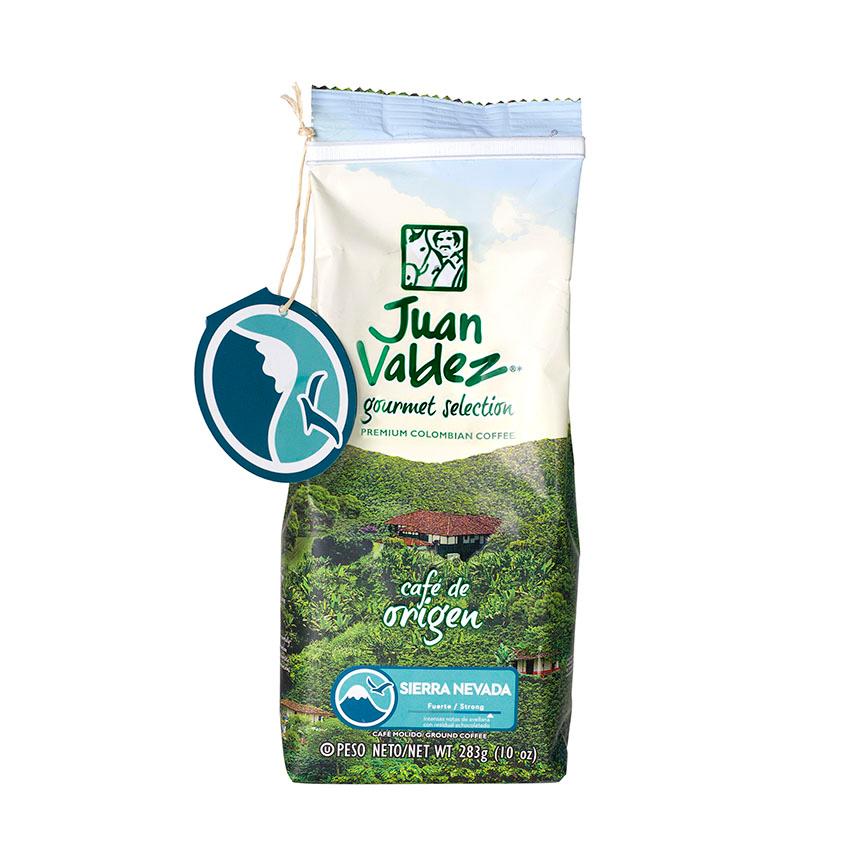 Café JUAN VALDEZ Gourmet Selection Sierra Nevada