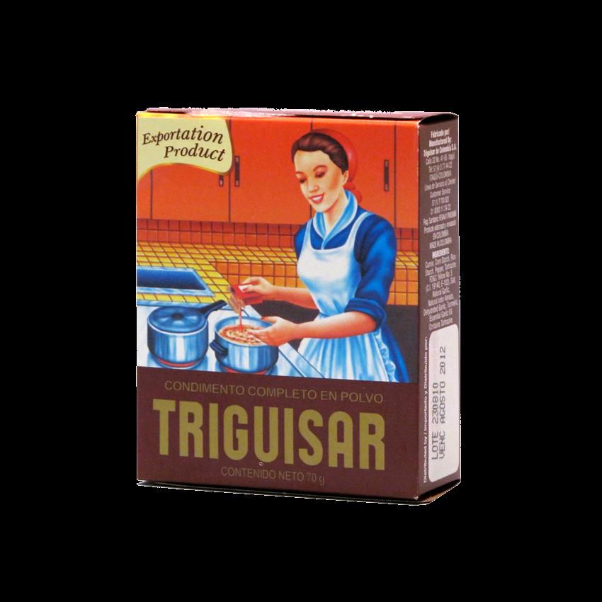 Condimento Completo en Polvo TRIGUISAR