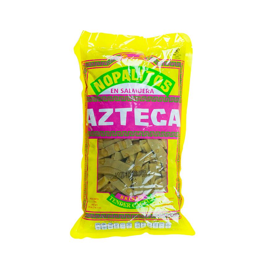 Nopalitos en Salmuera AZTECA 1kg